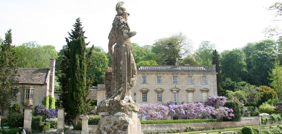 Wiltshire iford Manor